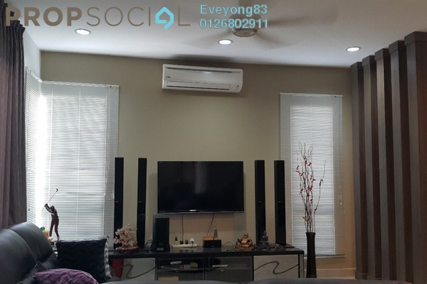 For Sale Semi-Detached at Anggun 2, Rawang Freehold Fully Furnished 5R/5B 1.1m
