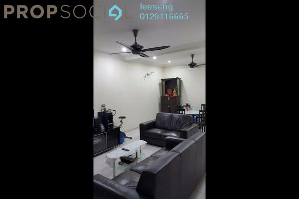 For Sale Terrace at Taman Klang Utama, Klang Freehold Semi Furnished 4R/3B 455k