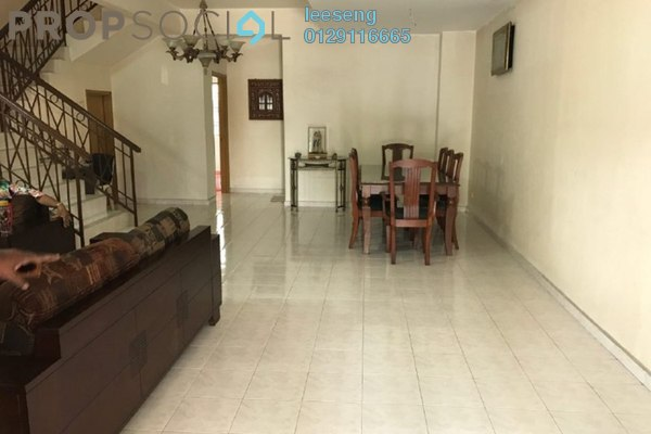 For Rent Terrace at Bandar Bukit Tinggi 2, Klang Freehold Semi Furnished 4R/3B 1.3k