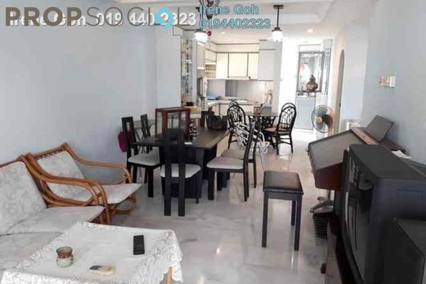 For Sale Condominium at The Reef, Batu Ferringhi Freehold Semi Furnished 2R/2B 500k