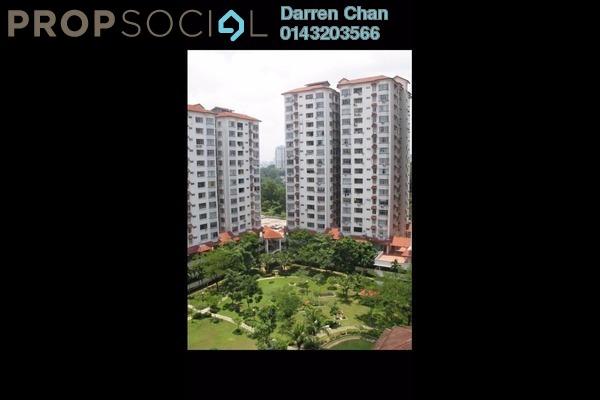 For Rent Condominium at Bukit OUG Condominium, Bukit Jalil Freehold Unfurnished 3R/2B 1.3k