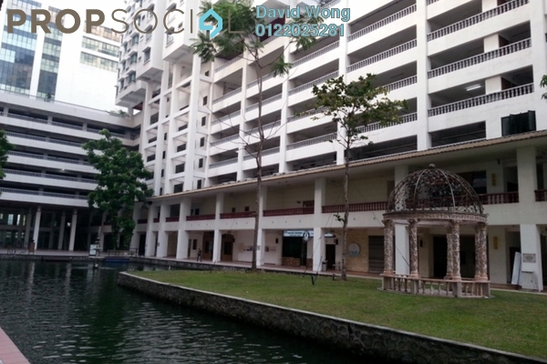 For Rent Condominium at The Heritage, Seri Kembangan Leasehold Fully Furnished 3R/2B 1.3k