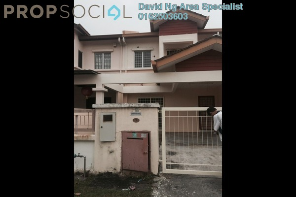 For Sale Terrace at Setia Impian, Kajang Freehold Unfurnished 4R/3B 600k