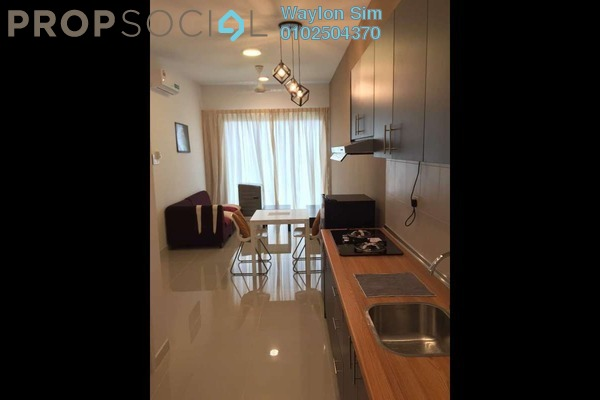 For Rent Condominium at Desa Green Serviced Apartment, Taman Desa Freehold Fully Furnished 2R/1B 1.9k