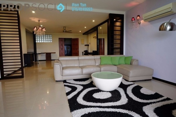 For Rent Condominium at Scotland Villas, Georgetown Freehold Fully Furnished 4R/3B 4.5k