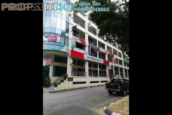 For Sale Shop at Plaza Pulau Tikus, Pulau Tikus Freehold Semi Furnished 0R/0B 2.8m