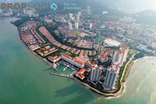 For Sale Condominium at Quayside, Seri Tanjung Pinang Freehold Semi Furnished 3R/5B 3.8m