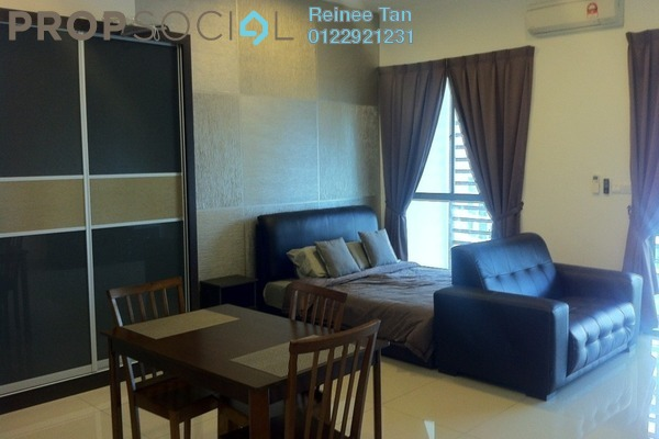 For Rent Condominium at CyberSquare, Cyberjaya Freehold Fully Furnished 1R/1B 1.3k