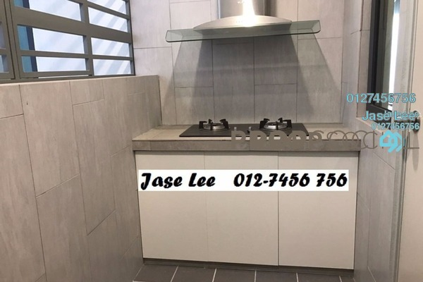 For Rent Condominium at Zefer Hill Residence, Bandar Puchong Jaya Freehold Fully Furnished 3R/3B 2.1k
