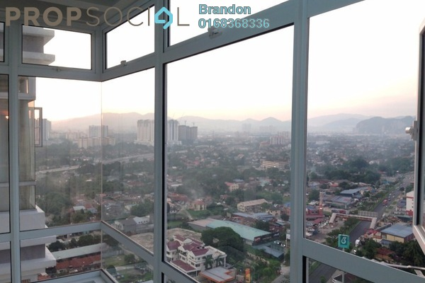 For Sale Condominium at MH Platinum Residency, Setapak Freehold Unfurnished 2R/1B 430k