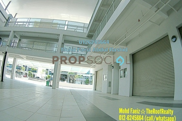 For Rent Shop at Bangi Gateway, Bangi Freehold Unfurnished 0R/2B 6k