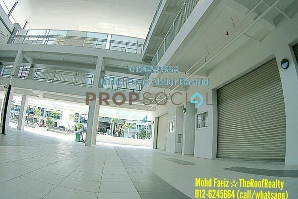 For Rent Shop at Bangi Gateway, Bandar Baru Bangi Freehold Unfurnished 0R/2B 6k