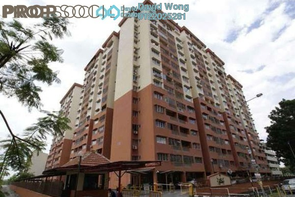 For Rent Apartment at Sri Camellia Apartment, Kajang Freehold Unfurnished 3R/2B 1k