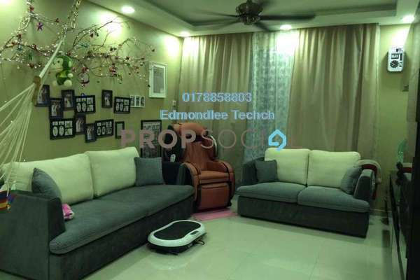 For Rent Condominium at Platinum Lake PV16, Setapak Leasehold Fully Furnished 3R/2B 2.2k