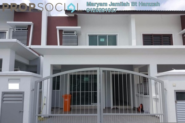 For Rent Terrace at S2 Heights, Seremban 2 Freehold Semi Furnished 4R/3B 1.1k