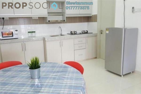 For Rent Serviced Residence at I Residence, Kota Damansara Leasehold Fully Furnished 1R/1B 1.65k