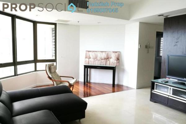 For Rent Condominium at i-Zen Kiara II, Mont Kiara Freehold Fully Furnished 2R/3B 3.9k