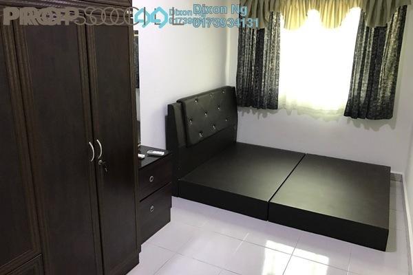 For Sale Terrace at Taman Impian Ehsan, Balakong Leasehold Semi Furnished 3R/1B 390k