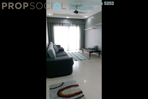 For Rent Condominium at Casa Idaman, Jalan Ipoh Leasehold Fully Furnished 4R/2B 1.9k