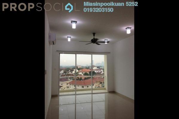 For Rent Condominium at Setapak Green, Setapak Freehold Semi Furnished 4R/3B 1.9k
