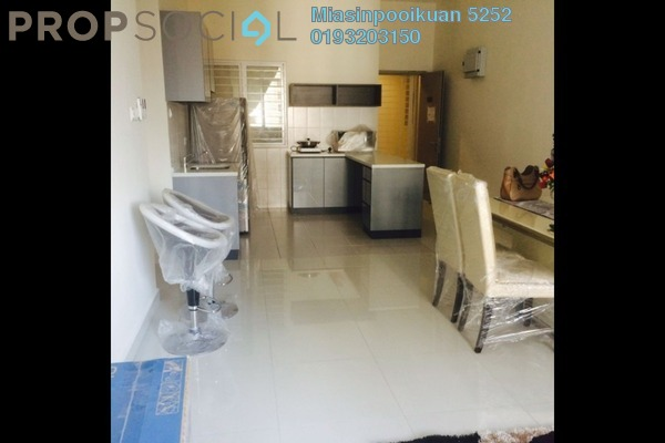 For Rent Serviced Residence at Vue Residences, Titiwangsa Freehold Fully Furnished 3R/2B 2.7k