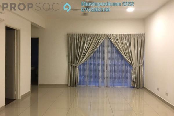 For Rent Condominium at 8 Petaling, Sri Petaling Leasehold Semi Furnished 5R/5B 2.5k