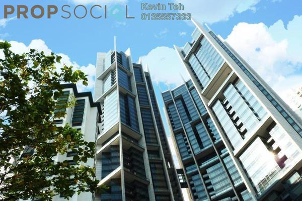 For Rent Office at The Troika, KLCC Freehold Unfurnished 0R/0B 43.2k