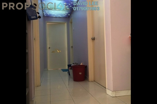 For Sale Condominium at Pandan Utama, Pandan Indah Leasehold Fully Furnished 3R/2B 418k