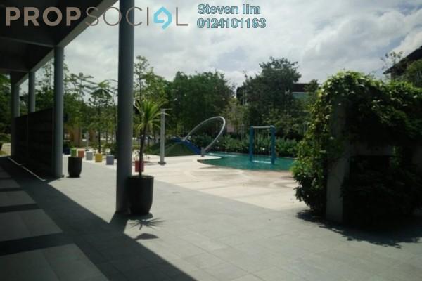 For Rent Condominium at Verdi Eco-dominiums, Cyberjaya Freehold Fully Furnished 1R/1B 2.3k