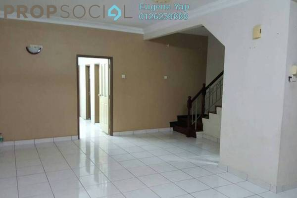 For Sale Terrace at BRP 6, Bukit Rahman Putra Freehold Unfurnished 4R/3B 628k