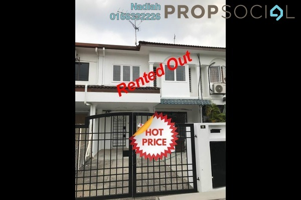 For Rent Terrace at USJ 3, UEP Subang Jaya Freehold Semi Furnished 4R/3B 1.5k