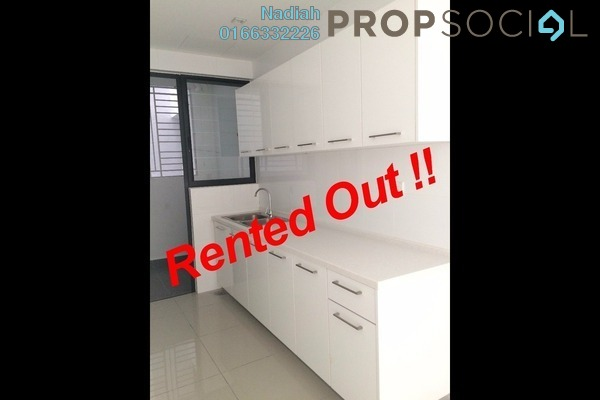 For Rent Condominium at D'Aman Residences, Puchong Leasehold Semi Furnished 2R/2B 1k