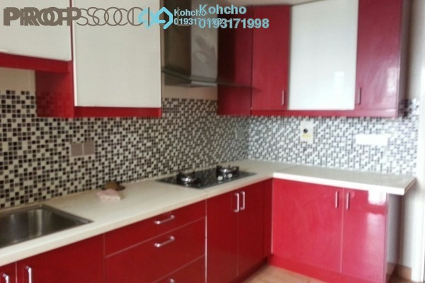 For Rent Condominium at D'Mayang, KLCC Freehold Fully Furnished 2R/2B 2.7k