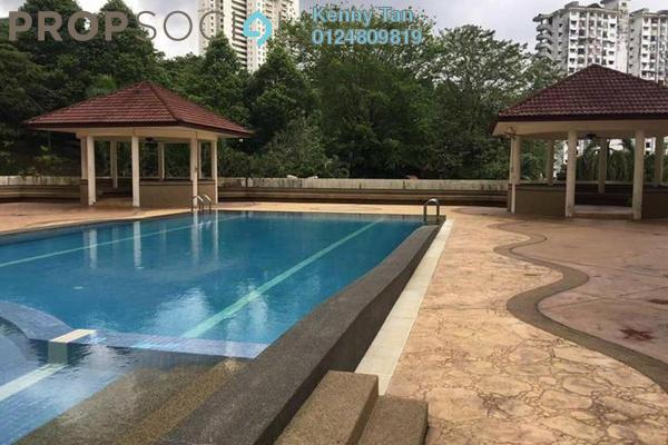 For Rent Apartment at Desa Alor Vista, Relau Freehold Semi Furnished 3R/2B 850translationmissing:en.pricing.unit