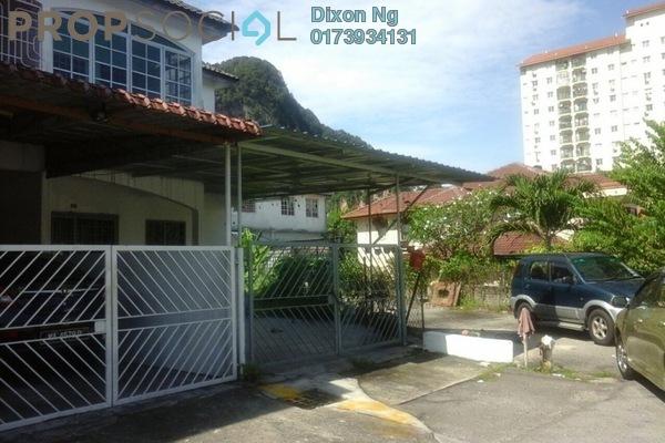 For Sale Terrace at Taman Sri Gombak, Batu Caves Freehold Semi Furnished 3R/2B 365k