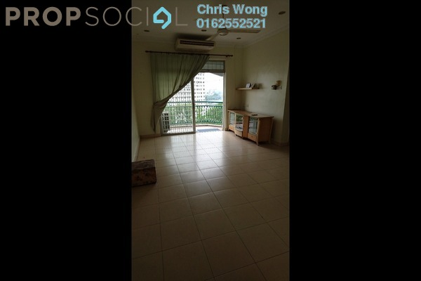 For Sale Apartment at Tasik Heights Apartment, Bandar Tasik Selatan Leasehold Unfurnished 3R/2B 320k