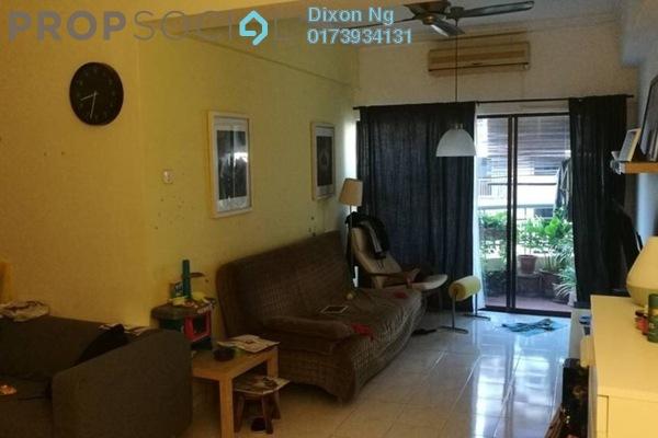 For Sale Condominium at Prima Saujana, Kepong Leasehold Semi Furnished 3R/2B 310k