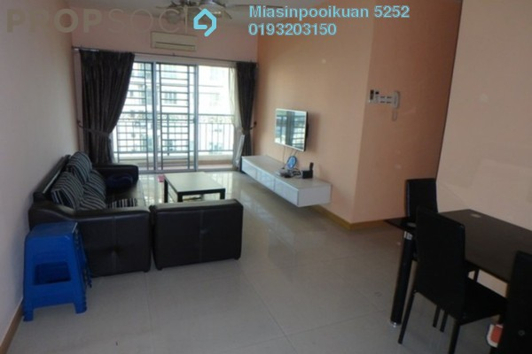 For Rent Apartment at Kuchai Avenue, Kuchai Lama Freehold Fully Furnished 3R/2B 1.8k
