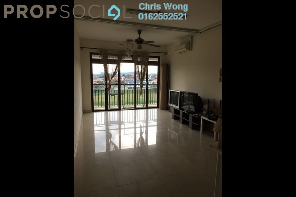 For Sale Condominium at Savanna 1, Bukit Jalil Freehold Unfurnished 4R/2B 720k