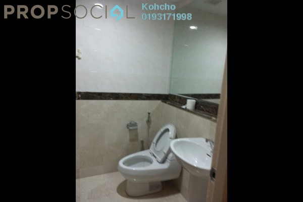 For Rent Condominium at Hampshire Residences, KLCC Freehold Semi Furnished 3R/4B 4.8k