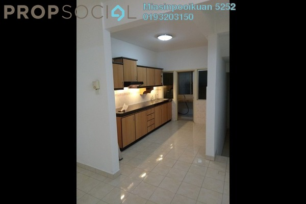 For Rent Condominium at Union Heights, Old Klang Road Freehold Semi Furnished 3R/2B 1.4k