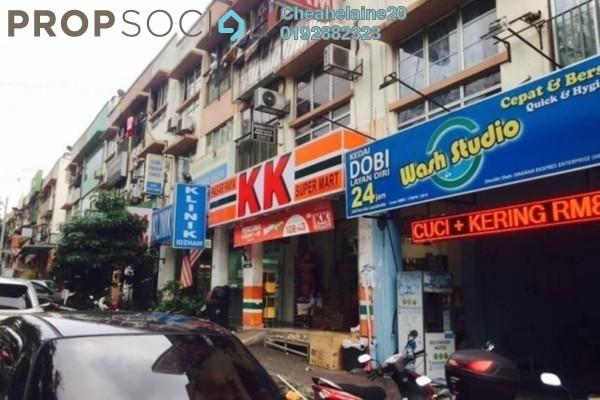 For Rent Shop at Vista Apartment, Damansara Damai Freehold Unfurnished 0R/2B 4.5k