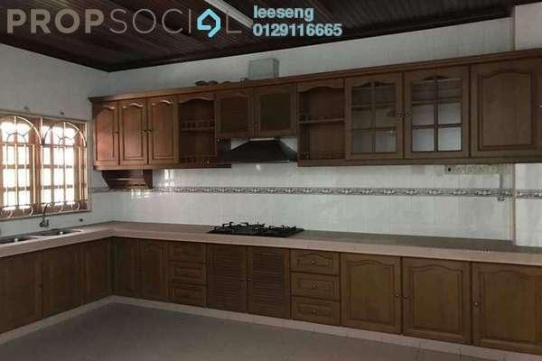 For Sale Terrace at Taman Bayu Perdana, Klang Freehold Semi Furnished 4R/3B 550k