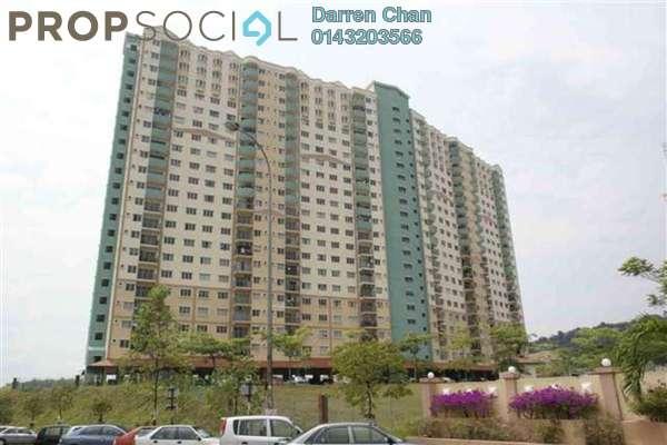 For Rent Condominium at Desaminium Rimba, Bandar Putra Permai Leasehold Fully Furnished 5R/3B 1.2k
