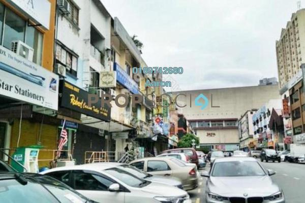 For Rent Office at Section 14, Petaling Jaya Leasehold Unfurnished 0R/0B 2.8k