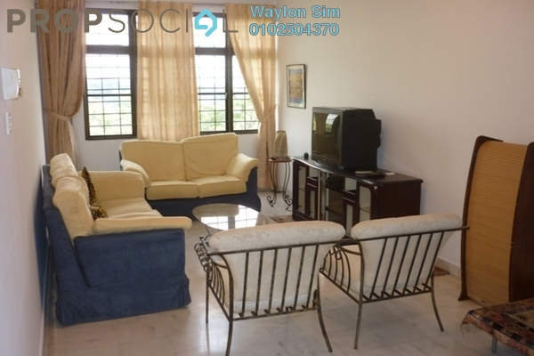 For Rent Condominium at Tiara Faber, Taman Desa Freehold Fully Furnished 3R/2B 1.9k