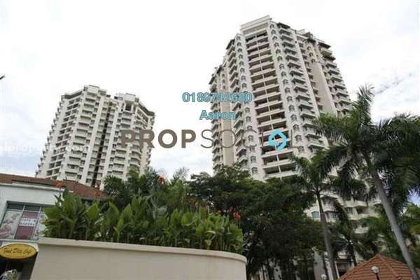 For Rent Condominium at Riana Green, Tropicana Leasehold Fully Furnished 3R/2B 2.1k