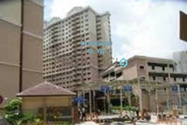 For Sale Condominium at Cengal Condominium, Bandar Sri Permaisuri Leasehold Semi Furnished 3R/2B 418k