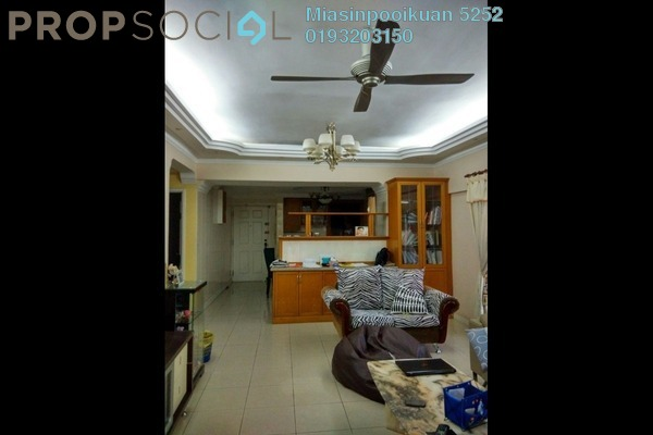 For Rent Condominium at Kondominium 8, Ampang Hilir Freehold Fully Furnished 3R/2B 1.7k