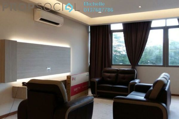 For Rent Condominium at Twins, Damansara Heights Freehold Fully Furnished 4R/5B 6k